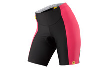 Mavic Cloud Short Women black/cerise